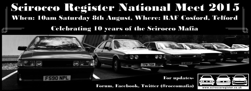 The 'Rocco Nationals 2015