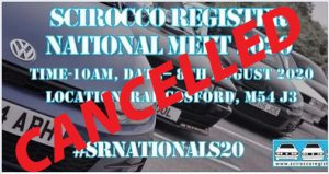 Scirocco Register National Meet 2020 - CANCELLED @ RAF Cosford | England | United Kingdom